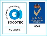 SOC CI UKAS-V-ISO 22000